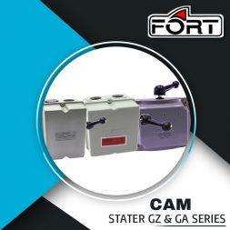 CAM STATER & GA