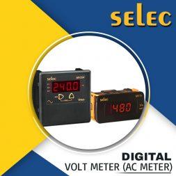 DIGITAL VOLT METER (AC METER)