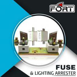 FUSE LIGHTNING ARRESTER